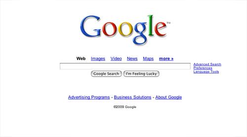 google falso